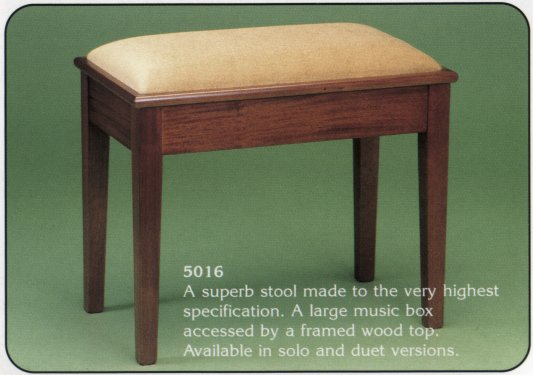 Tozer Piano Stool Buy Solo Tozer Piano Stools From The