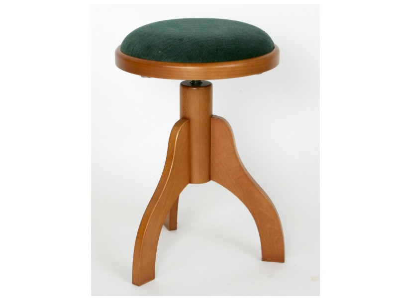 Woodhouse Ms301 Round Piano Stool From The Piano Stool